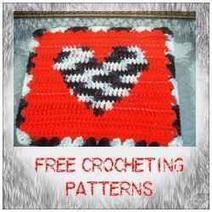 Top 10 Directories for Free crocheting patterns | Crocheting for my family | Scoop.it