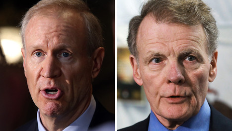 Rauner signs bill to free up gas tax, lottery money | Business Advocacy in Illinois | Scoop.it