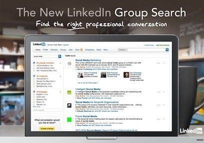 LinkedIn Group Search: This Week in Social Media | Better know and better use Social Media today (facebook, twitter...) | Scoop.it