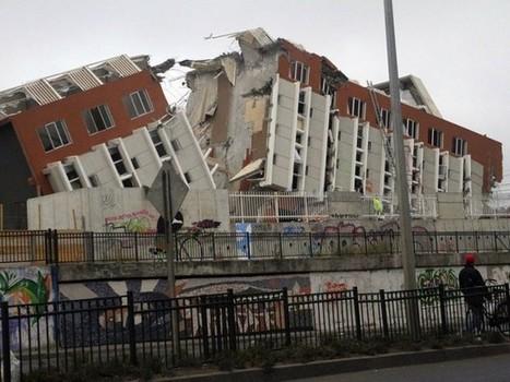 Les Architectes de l'urgence veulent développer du mobilier parasismique | Dans l'actu | Doc' ESTP | Scoop.it