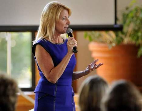 Entrepreneurs urged to get a vision and act on it   Female Entrepreneurship   Scoop.it