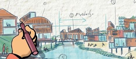 23/10 - SAVE THE DATE - Bâtir des villes nouvelles ! - Colloque international du CEPESS | événements-evenementen | Scoop.it