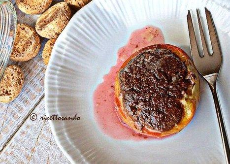 Ricettosando - ricette di cucina e chiacchiere: Pesche ripiene all'amaretto (piemonte) | Ricettosando | Scoop.it