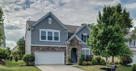 Fabulous Open 2-Story Home with Stone Accents in Indian Trail! - 6005 Sipes Place, Indian Trail, NC 28079 | Charlotte NC Real Estate | Scoop.it