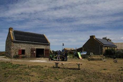 Molène. La petite île de Quéménès renouvelle son énergie | L'environnement en Bretagne | Scoop.it