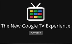 TVs need 'sophisticated' second screen interface, says Google exec » Digital TV Europe | Storytelling Content Transmedia | Scoop.it