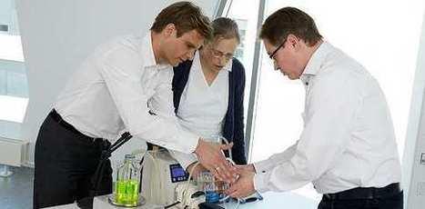 L'eau ultra pure d'Aquaporin | Alain Renaudin | Scoop.it