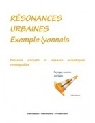 résonances urbaines | soundscape | Scoop.it