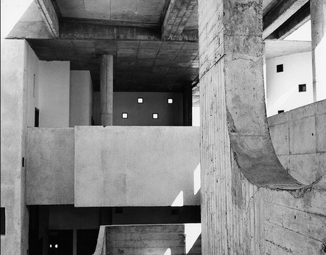 A Stunning Survey Of Pics By Le Corbusier's Trusted Photographer | The Architecture of the City | Scoop.it