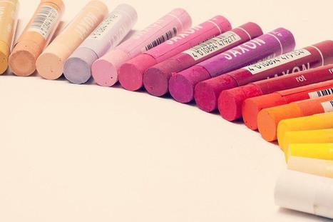 The Dustless Approach to Using Chalk Pastel | PortPrep | Scoop.it