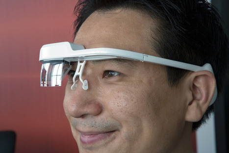 Hands on with Laster SeeThru, a direct augmented-reality challenge to Google ... - TechHive | Google Glass | Scoop.it