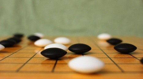 Network Science of the Game of Go | Social Simulation | Scoop.it