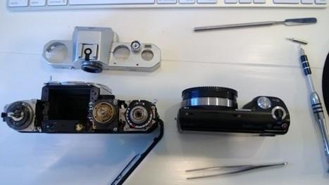 Un Sony NEX-5N dans un Nikon Nikkomart EL – Lense.fr   Jaclen 's photographie   Scoop.it