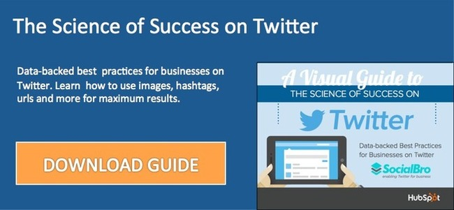 The Science of Success on Twitter [Free Visual Guide] - SocialBro | Redacción de contenidos, artículos seleccionados por Eva Sanagustin | Scoop.it