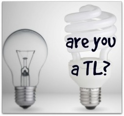 TL=thought leaders (and light bulbs) | Librarianship | Scoop.it