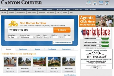 Homes.com powering listings for media outlets | Inman News | Real Estate Plus+ Daily News | Scoop.it