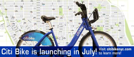 New York City Bike Share | NYC's new transit option | New York City Environmental Sustainability | Scoop.it