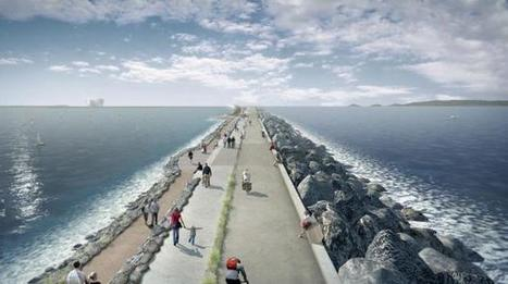 £7 billion tidal lagoon between Newport and Cardiff which could power all the ... - South Wales Argus | Marine Energy in Wales | Scoop.it