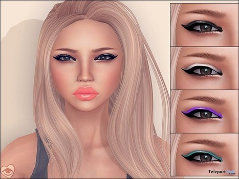 Winged Eyeshadows by TILLY | Teleport Hub - Second Life Freebies | Second Life Freebies | Scoop.it