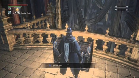 Bloodborne Secrets Exposed: Mystery Closed Door At Cathedral Ward Solved | Playstation 4 (PS4) - PS4.sx | Playstation 4  |  PS4.sx | Scoop.it