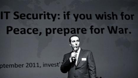 The Ethical Hacker Network - Interview: Ilia Kolochenko, CEO of High-Tech Bridge | digitalcuration | Scoop.it