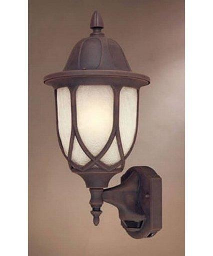 "Designers Fountain 20""h Motion Detectors 1-Light Outdoor Security Light Autumn Gold | Home Decors & Lighting | Scoop.it"