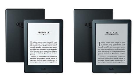 Amazon cambia las imágenes de sus eReaders por una pantalla más oscura | Libro electrónico y edición digital | Scoop.it