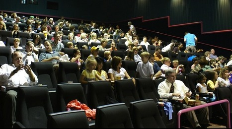 From The Bad Idea Files: Movie Theater Adding Surcharge For Middle Seats | Troy West's Radio Show Prep | Scoop.it