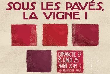 Deuxième édition du salon Rue89 des vins : sous les pavés, la vigne ! - Magazine du vin - Mon Vigneron | Agenda du vin | Scoop.it