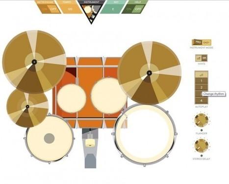Google lanza proyecto para tocar música en grupo por Internet | Wepyirang | Scoop.it