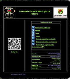 Geoinformación: 2ª Entrega del inventario de árboles de la ciudad de Pereira-Colombia en Google Earth | #GoogleEarth | Scoop.it