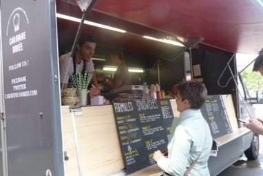 Les food trucks démarrent en trombe - L'Hotellerie | haccp | Scoop.it