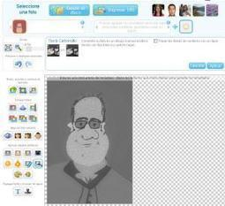 Caricaturas online – Convierte tus fotos a caricatura – Caricaturas deFamosos | karensilla | Scoop.it