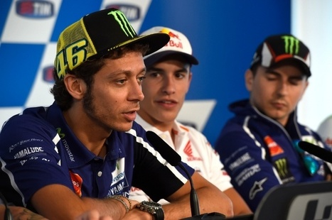Rossi: I don't regret joining Ducati | Ductalk Ducati News | Scoop.it