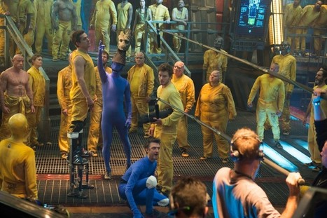 The VFX of Guardians of the Galaxy   VFX   Scoop.it