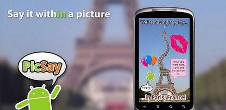 PicSay - Photo Editor - Android Market | Best of Android | Scoop.it
