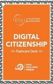 "Net Literacy Recommends ""A Platform for Good's"" Digital Citizenship ... | Digital Litearcy & Citizenship - Students | Scoop.it"