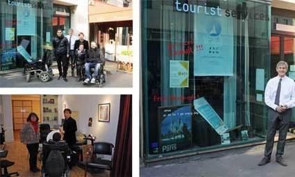 Loisirs accessibles en Ile-de-France : une agence dédiée ! | Handicap et société | Scoop.it