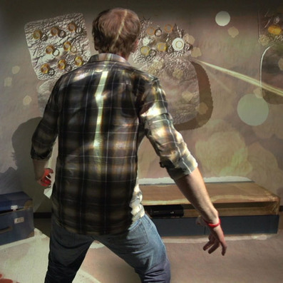 Microsoft's RoomAlive turns rooms into augmented interactive displays | Communication design | Scoop.it