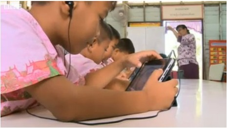 Are Thailand's tablet plans paying off? | Digital Education News | Scoop.it