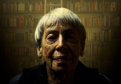 Ursula K. Le Guin on the Sacredness of Public Libraries | Teen Reader's Advisory | Scoop.it