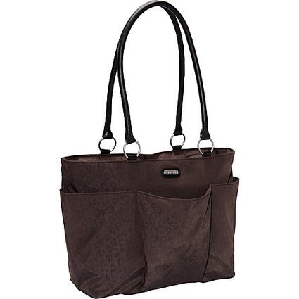 baggallini A La Carte Bagg Medium Crinkle Nylon Cheetah ES - baggallini Fabric Handbags | I love designer handbags | Scoop.it