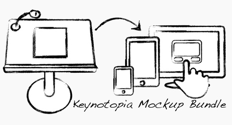 Free Keynote Mockup Templates | iPads in Education Daily | Scoop.it