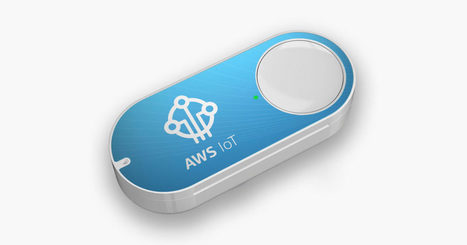 Press Amazon's IRL Button to Call a Cab, Brew Coffee, or Whatever   Home Automation   Scoop.it