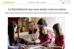 GénéInfos: Familysearch des Mormons ou la métamorphose d'un mythe | Mémoire vive - Coté scoop.it | Scoop.it