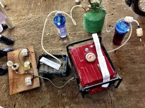Generar electricidad con orina en países subdesarrollados | tecno4 | Scoop.it