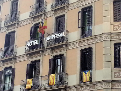 Barcelona City Hotel Universal, un alojamiento Barcelona City Hotels | Información sobre Barcelona | Scoop.it