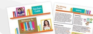 Student Book Publishing, Classroom Writing - Tikatok | Publish It! | Scoop.it