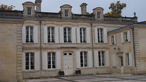 La famille Halley cède le château de La Dauphine à Fronsac | Le vin quotidien | Scoop.it