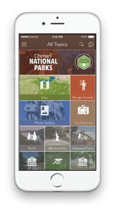 Chimani Is A Travel Guide Let You Allow to Visit National Park | GoToWebsites | Scoop.it